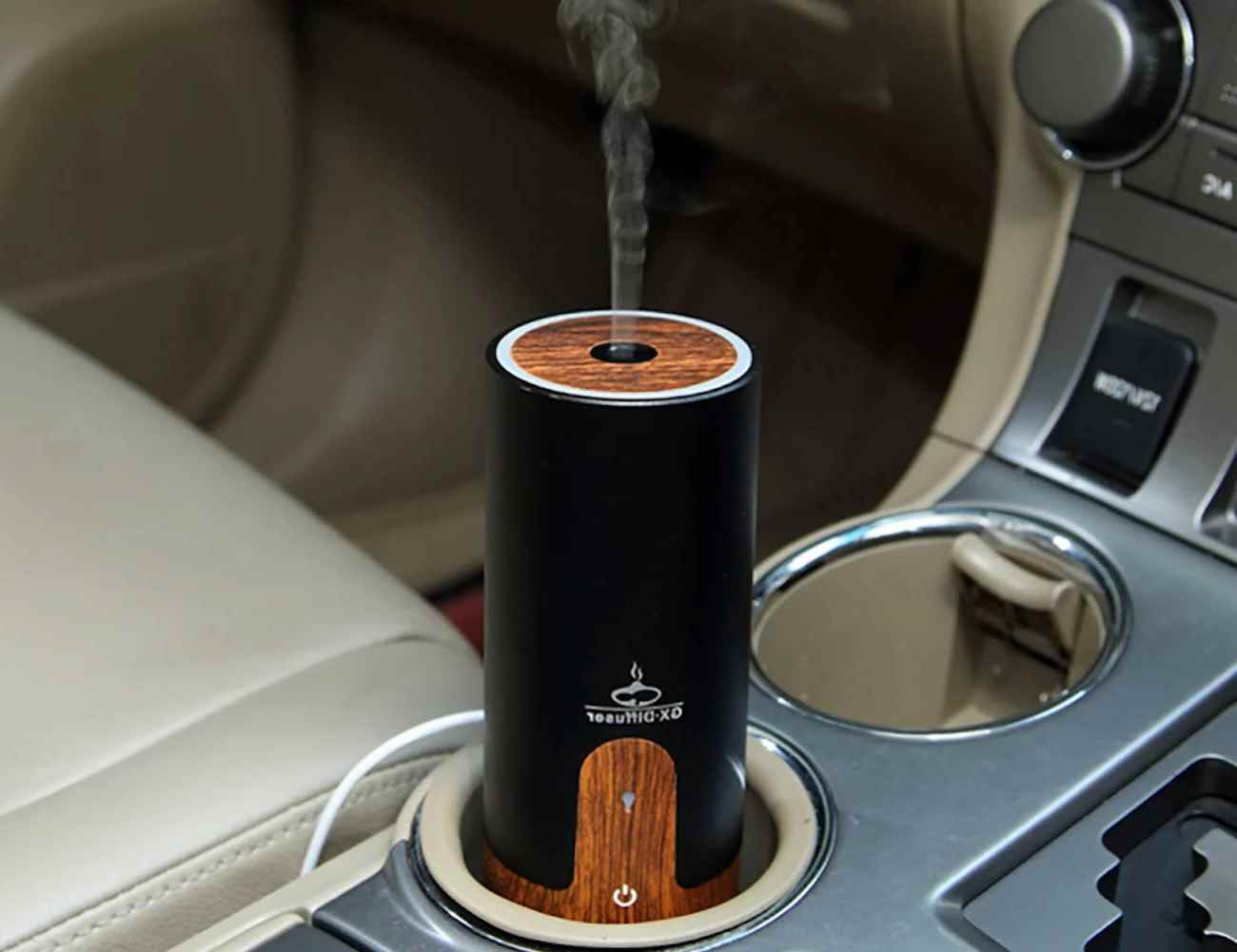 How to maintain the cleanliness of the car? Car Humidifiers!