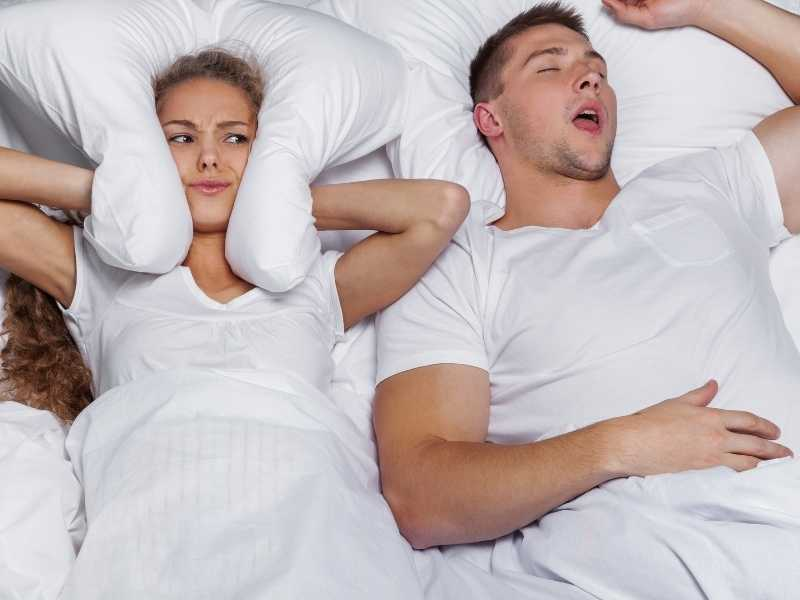 Can Air Purifier Help With Snoring