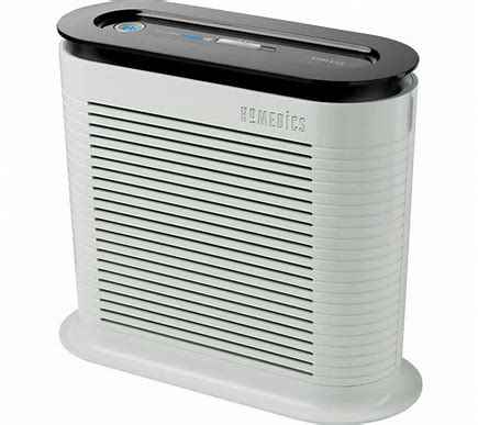 Homedics Air Purifier is a device that helps you to breathe clean air!